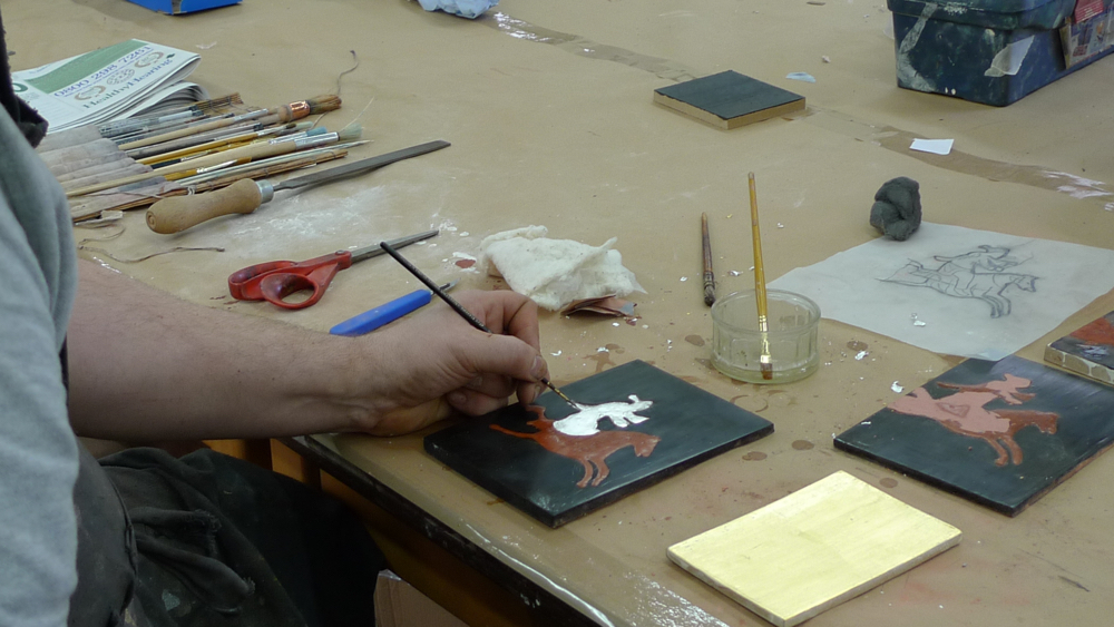 paragon courses japanning